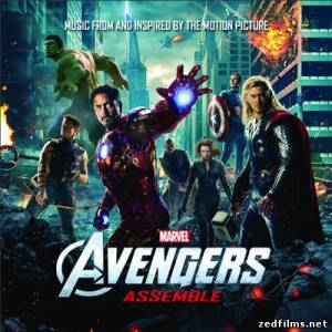 скачать саундтреки к фильму Мстители / Music From And Ispired By The Motion Picture The Avengers (2012) бесплатно